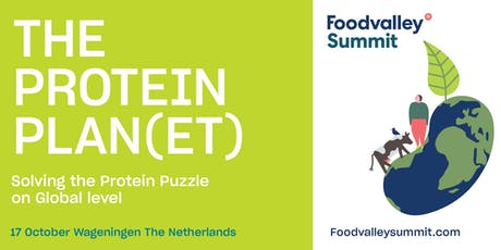 Exhibitors Foodvalley Summit The Protein Plan(et) 17 October 2019 tickets