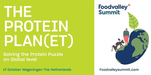 Exhibitors Foodvalley Summit The Protein Plan(et) 17 October 2019