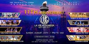 La Vieja Guardia 11th Anniversary - LVG Exclusive...