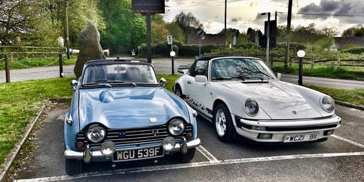 Classic Car & Curry Nights at Shampan Spinning Wheel on Weds 25th Sept
