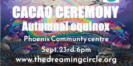 Autumnal Equinox Cacao Ceremony tickets