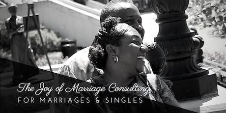 The Joy of Marriage/Singles Consulting Retreat tickets