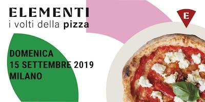 Elementi, i volti della pizza - 15 settembre
