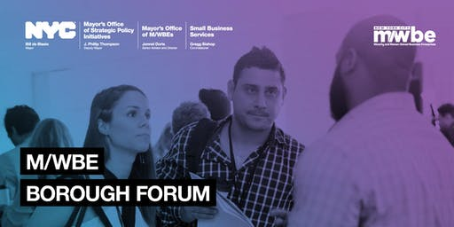 Bronx M/WBE Forum