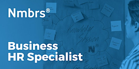Amsterdam | Nmbrs® Business HR Specialist tickets