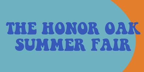 The Honor Oak Summer Fair tickets