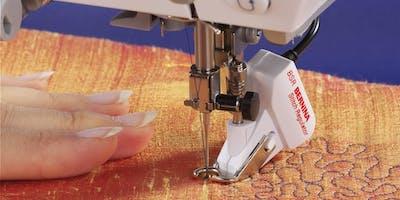 Bernina Academy: Quilt-workshop