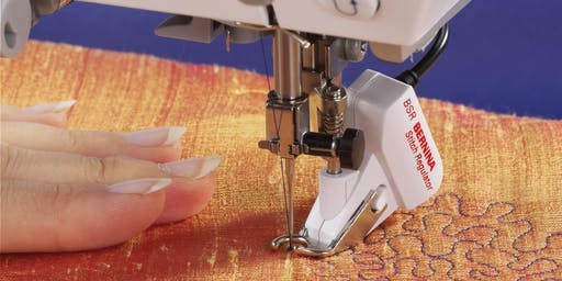 Bernina Academy: Quilt-workshop