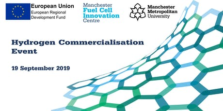 Manchester Fuel Cell Innovation Centre  - Hydrogen Commercialisation Event tickets
