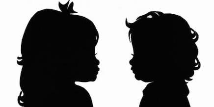 KatieBug's Kids- Hosting Silhouette Artist, Erik Johnson - $30 Silhouettes