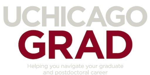 Graduate Student Orientation 2019