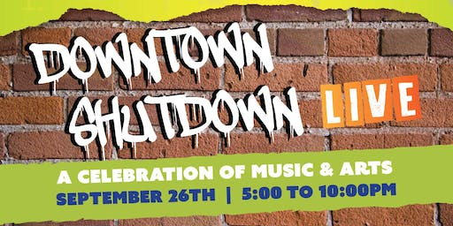 Downtown Shutdown Live!