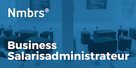 Amsterdam | Nmbrs® Business Salarisadministrateur tickets