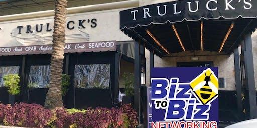 Biz To Biz Networking at Truluck's Galleria