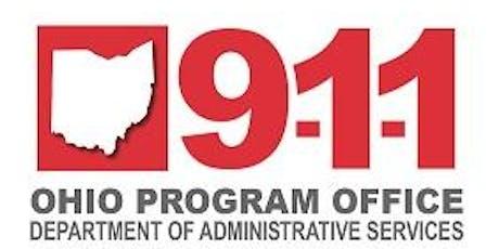 Ohio 9-1-1 Symposium - 2019.Registration tickets