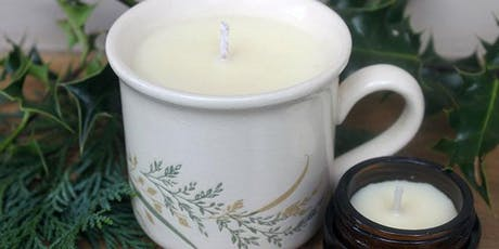 CHRISTMAS TEACUP CANDLE tickets