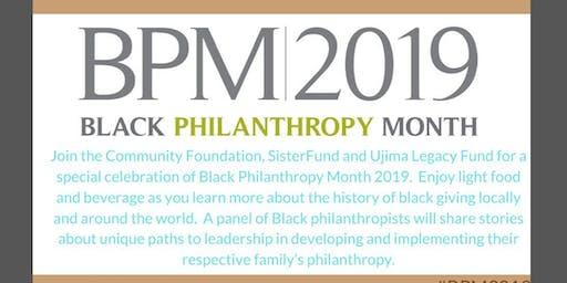 Celebration of Black Philanthropy 2019