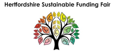 Hertfordshire Sustainable Funding Fair 2019 tickets