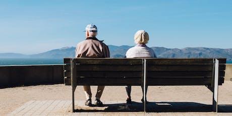 Understanding Seniors' Isolation & Loneliness tickets