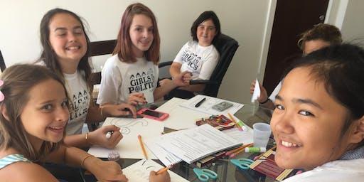 Camp Congress for Girls Maui 2020