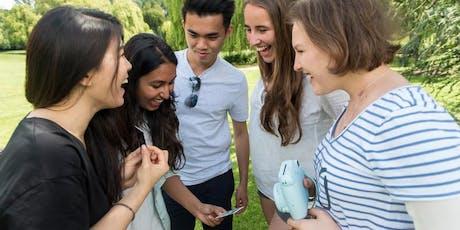 Orientation Programme: Exchange/Erasmus/  Study Abroad 2019/20  tickets