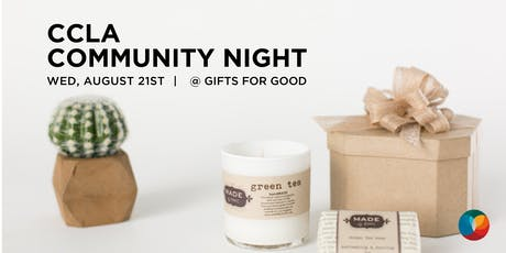 Conscious Capitalism LA - Community Night @ Gifts for Good tickets