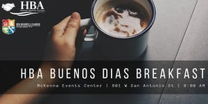 HBA September 2019 Buenos Dias Breakfast