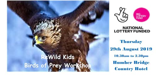 ReWild  Kids Birds of Prey