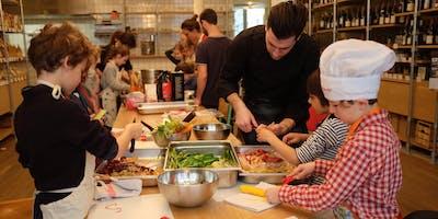 Stage cuisine et éducation culinaire pour enfants