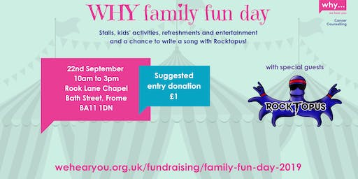 WHY Frome Family Fun Day