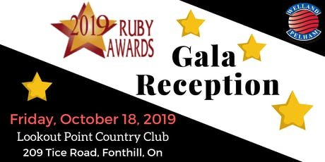Ruby Awards 2019 tickets