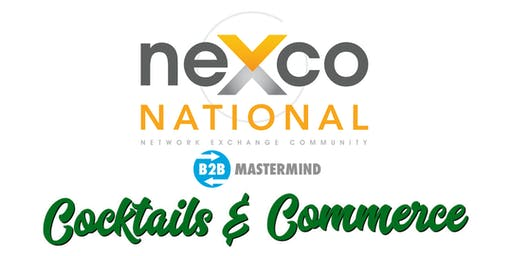 neXco National in partnership with Insperity presents October Cocktails & Commerce