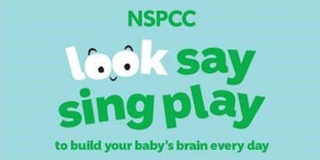 Look, Say, Sing, Play - North Locality Training Session tickets