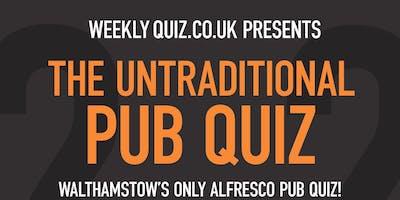 The Untraditional Pub Quiz