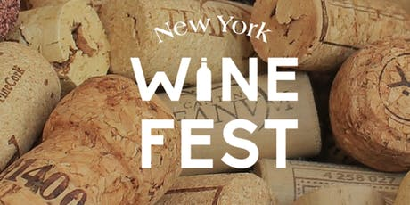 New York City Wine Fest tickets