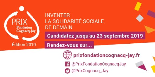 Réunion de présentation Prix Fondation Cognacq-Jay