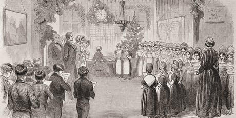 A Victorian City Christmas tickets