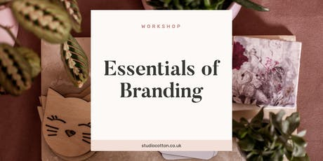 Essentials of Branding a Small Creative Businesses  tickets