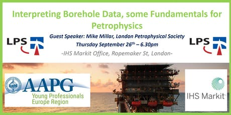 Core Skills For Geoscientists Lecture 5 - Well Log Interpretation tickets