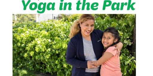 Yoga in the Park ( Perth Amboy)
