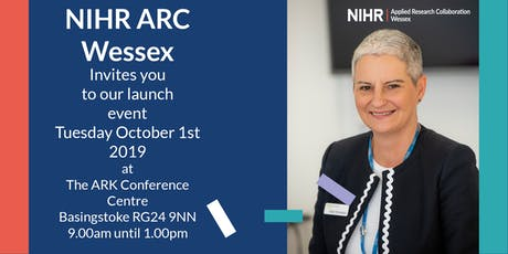 NIHR ARC Wessex Launch 2019 tickets