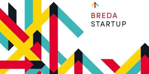 Pre-event Breda Start Up Award 2019
