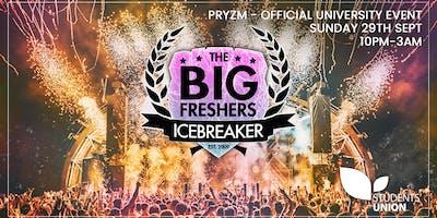 The Big Freshers Icebreaker - Sussex