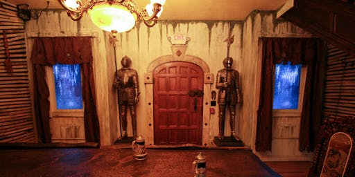 Adventure Suites Presents The Ghoullog at the Haunted Castle Kick Off Party