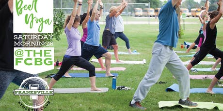 Beer Yoga at the Beer Garden tickets