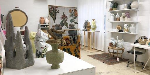 Ceramic Studio Tour
