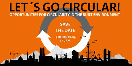 Let´s go circular! Tickets