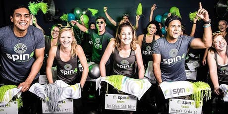 spin 4 crohn's & colitis cures tickets