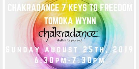 Chakradance 7 Keys To Freedom []TheSpaceVta[] tickets