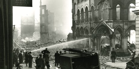 The City in the Blitz: the Second Great Fire of London tickets